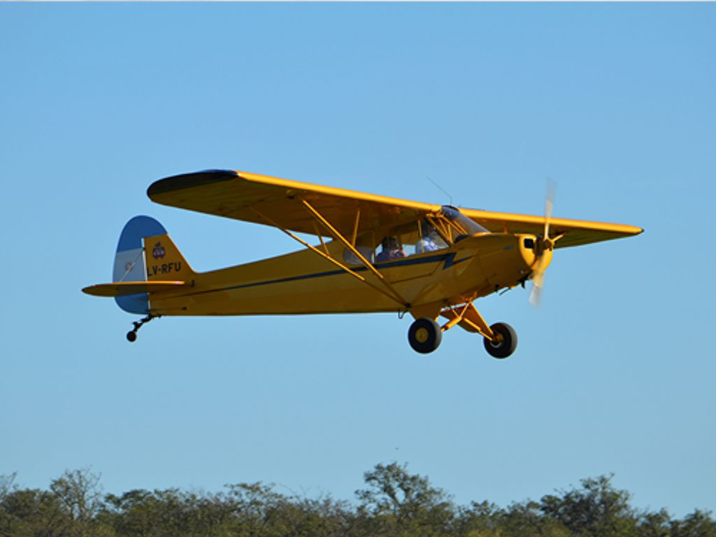 Piper PA11C. LV – RFU