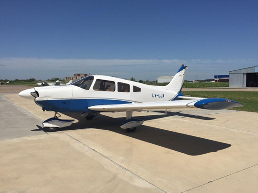 Piper PA28 180 Archer. LV – LJA